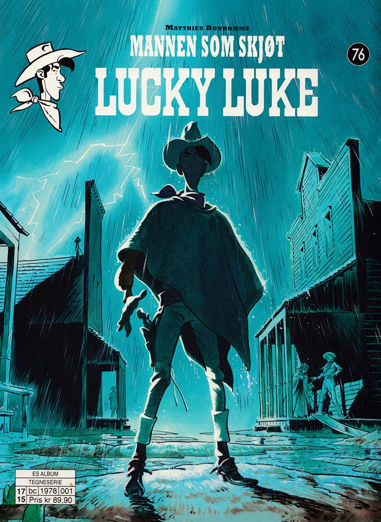Mannen som skjøt Lucky Luke