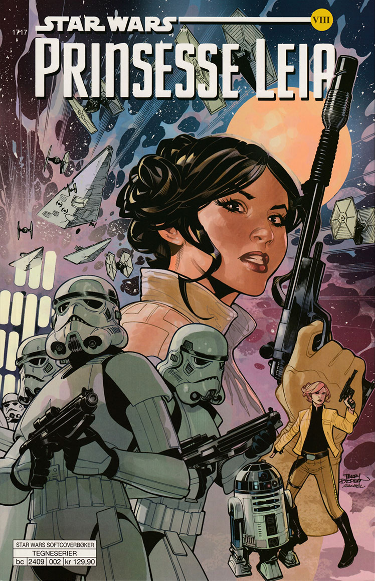 Star Wars VIII - Prinsesse Leia