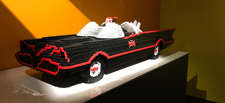The Art Of The Brick: DC Super Heroes - Lincoln Futura